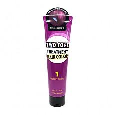 [Etude house] Two Tone Treatment Hair Color #01 (Mystery Purple)