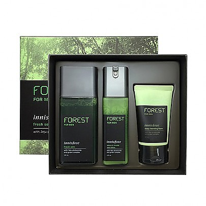 [Innisfree] Forest For Men (for fresh) 2 type Set