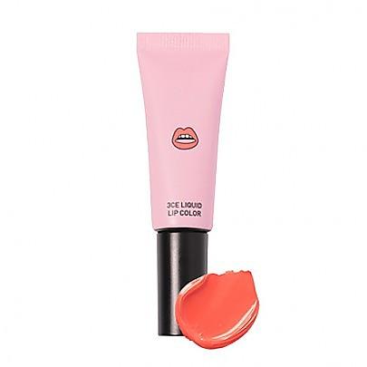 [3CE] Liquid Lip Color # Powder Coral