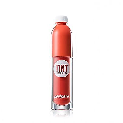 [Peripera]新款果汁染唇釉 water gel tint 006 CARROTPRESS