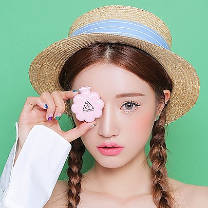 [3 Concept Eyes] Love 3CE 腮紅 (Orangish)