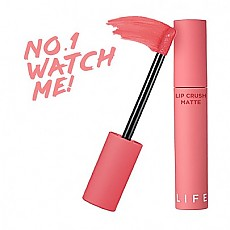 [It′s Skin] 霧面唇釉口紅 Life Color Lip Crush Matte #01 (Watch Me)