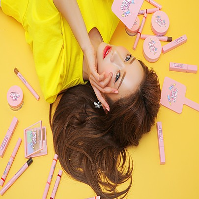 [3CE]STUDIO捲髮器睫毛膏#棕色