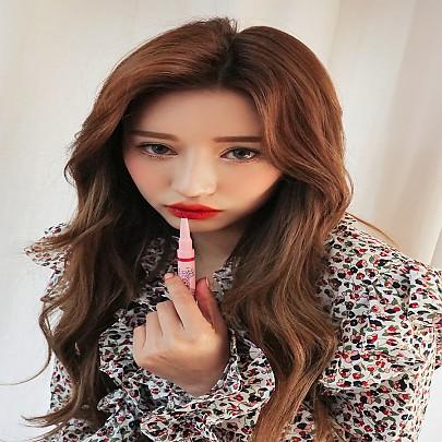 [3CE] 水潤顯色脣彩口紅#Kisses