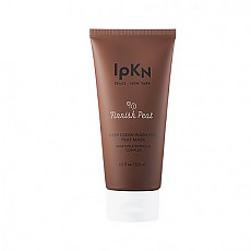 [IPKN] Finnish Peat Deep Clean Wash Off Peat Mask 120ml