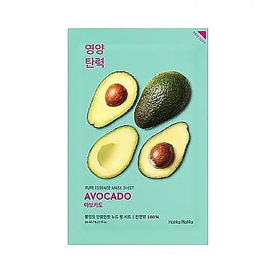 [Holika Holika] 高純度精華面膜 (鱷梨 Avocado)