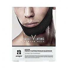 [Avajar] Perfect V Lifting Premium Black Mask 1ea