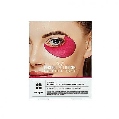 [Avajar] Perfect V lifting Premium Eye Mask 1ea