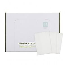 [Nature Republic] Beauty Tool Soft 1/2 Cotton Pad