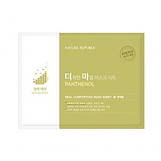[Nature Republic] Real Comforting Mask Sheet (Panthenol)