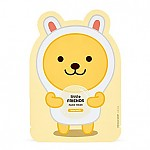 [The face shop] KAKAO FRIENDS Little Friends Mask Sheet (Muzi)
