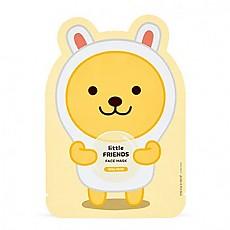 [The face shop] KAKAO FRIENDS Little Friends Mask Sheet (Muzi)