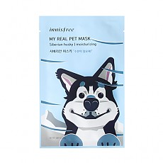 [Innisfree] My Real Pet Mask Siberian Husky #Moisturizing
