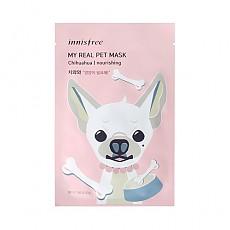 [Innisfree] My Real Pet Mask Chihuahua #Nourishing