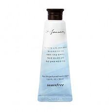 [Innisfree] Jeju Life Perfumed Hand Cream 30ml #01 January