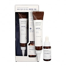 [Innisfree] Derma Formula Peeling Cream Launching Set (With Toning Serum)