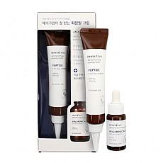 [Innisfree] Derma Formula Peeling Cream Launching Set (With Toning Serum)