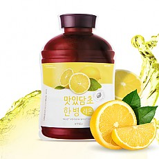 [A'PIEU] Fruit Vinegar Sheet Mask (Lemon)