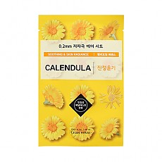 [Etude house] 0.2mm Therapy Air Mask (Calendula)