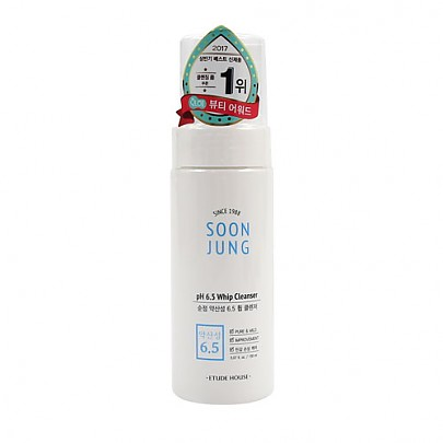 [Etude house] Soon Jung Whip Cleanser 150ml