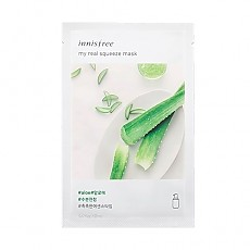 [Innisfree] My Real Squeeze Mask (Aloe)