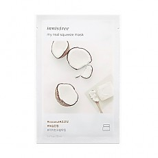 [Innisfree] My Real Squeeze Mask (Coconut)