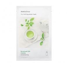 [Innisfree] My Real Squeeze Mask (Green Tea)