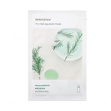 [Innisfree] My Real Squeeze Mask (Tea Tree)