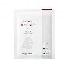 [HYGGEE] All-In-One Whitening Mask 1ea