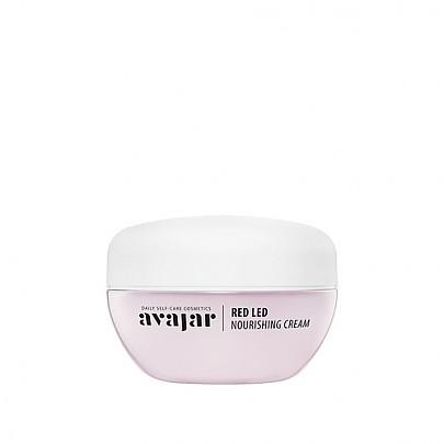 [Avajar] Red LED Nourishing Cream 50g (Refill)