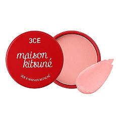 [3CE]小狐狸  2018春夏新款  Maison Kitsune Soft Cheek (Ginger Pink)