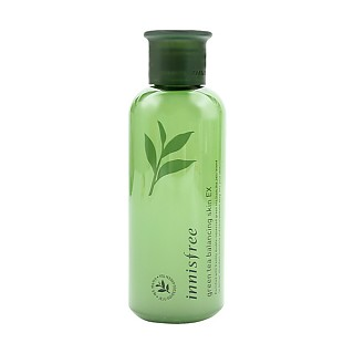 [Innisfree] Green Tea Balancing EX 爽膚水 200ml