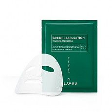 [Klavuu] Green Pearlsation Tea Tree Care Mask