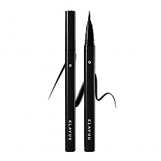 [Klavuu] Urban Pearlsation Easy Liquid Brush Liner (Ink Black)