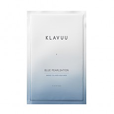 [Klavuu] BLUE PEARLSATION Marine Collagen Aqua Mask