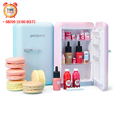 [Peripera] *Time Deal*  Peri's Mini Fridge #01 (DalDal Pink)