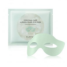 [Klavuu] Personal Care Aurora Pearl Eye Mask (Smoothing & Nourishing) 1ea