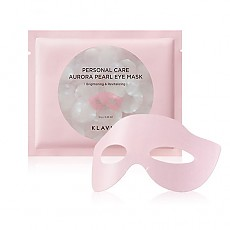 [Klavuu] Personal Care Aurora Pearl Eye Mask (Brightening & Revitalizing) 1ea