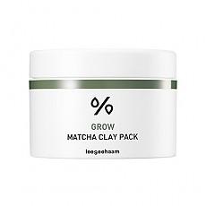 [Leegeehaam] Grow Matcha Clay Pack 110g