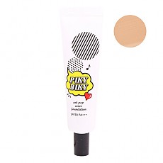 [Tonymoly] PIKY BIKY Art Pop Correcting Foundation #02 (Beige) 30g