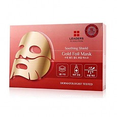 [Leaders] Ex Solution Shining Shield Gold Foil Mask