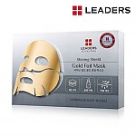 [Leaders] Ex Solution Soothing Shield Gold Foil Mask