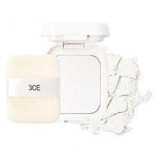 [3CE] 啞光白色 控油定妝蜜粉