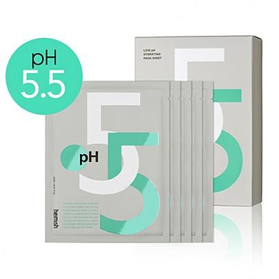 [Heimish] Low pH Hydrating Mask Sheet 27ml (5ea)