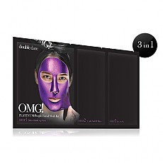 [double dare] OMG! Platinum Purple Facial Mask Kit