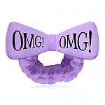 [double dare] OMG! 大髮帶 (Purple)