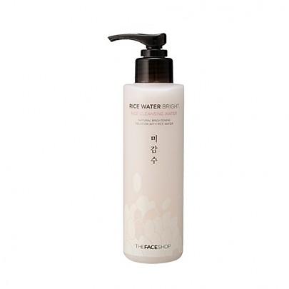 [The Face Shop]大米亮白卸妝水150ml