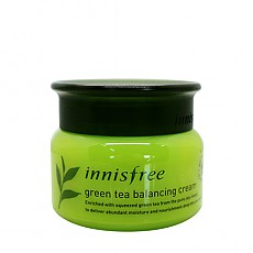 [Innisfree]綠茶平衡面霜50ml