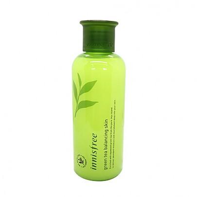 [Innisfree]綠茶平衡爽膚水200ml