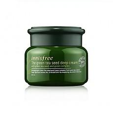 [Innisfree]綠茶籽精萃水分菁華霜 50ml